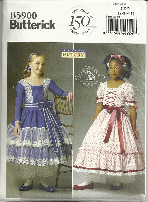 butterick pattern b5900