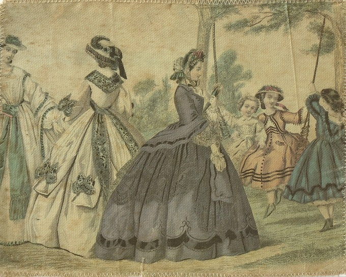19th Century Ladies, Men, and Girls period clothing, including Victorian